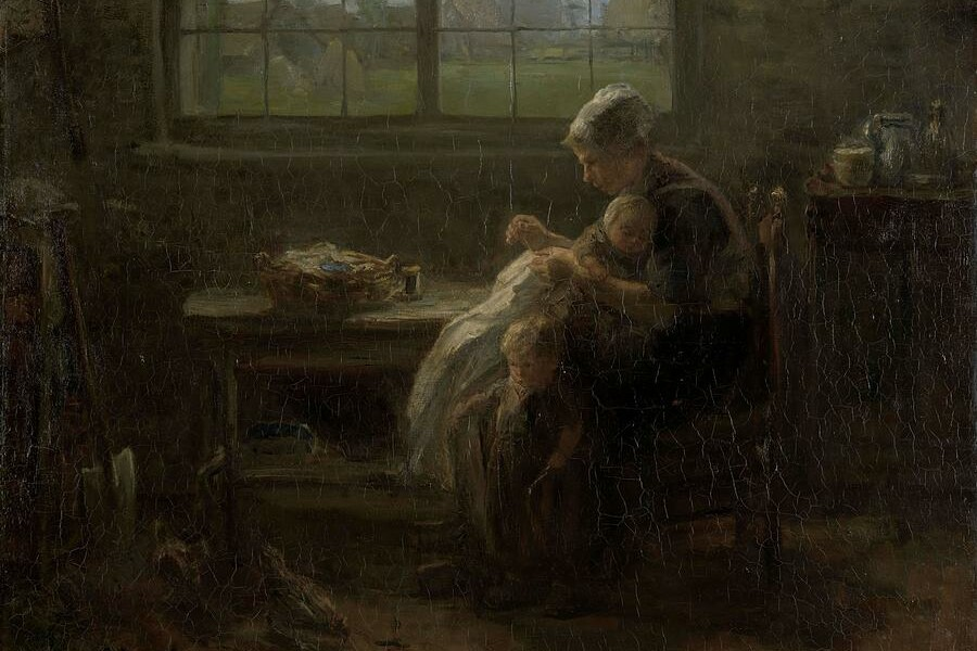The Maternal Gothic and Maternal Ambition